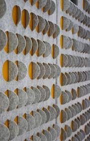 tiles concrete optics wall lining bespoke scale acoustic wall panels poa selina rose