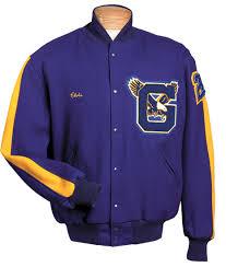 Delong Jacket Size Chart Varsity Jackets Letterman Jackets