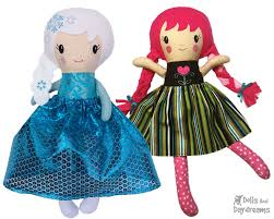 Dolls And Daydreams Embroidery Designs Snow Sisters Frozen Friends Ith Doll Embroidery Patterns