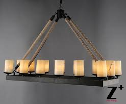candle holder iron quality orange directly from in throughout flameless chandelier ideas 0
