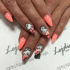 Love The Colors And Design But Not The Shape Nails Fingernägel