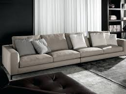 extra long leather sofa gallery of wonderful extra long sofa extra long leather reclining sofa