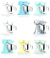 ice blue kitchenaid mixer. Crystal Blue Kitchenaid Mixer Turquoise Ice
