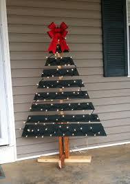 outdoor pallet christmas tree. 23 christmas tree ideas outdoor pallet pinterest