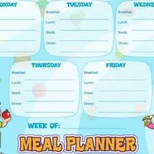 meal planning chart best 25 meal planning chart ideas on pinterest nutrition food