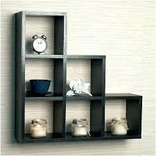 Corner Speaker Shelves Classy Floating Shelves For Speakers W Slim Black Shelf Corner Speaker Wall