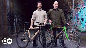Berlin Company Helps Customers Build Bamboo Bikes Science In Depth Reporting On Science And Technology Dw 30 04 2013