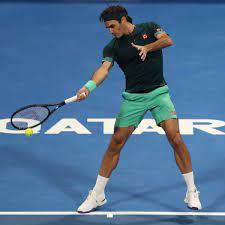 ATP Doha: Roger Federer gewinnt Comeback-Match gegen Dan Evans ·  tennisnet.com