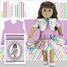 Doll Dress Design Kit Pin On Tea Time Fabric Panels