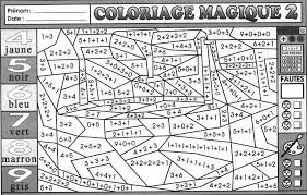 Coloriage Magic Tonenump