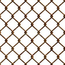 chainlink fence rust rust photograph rusty chain link by miller painting