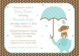 Wording For Baby Shower Invitations  BadbryacomCute Baby Shower Invitation Ideas