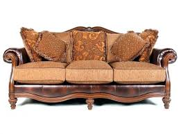 ashley reclining sofa with drop down table sectional reviews 3 furniture inspiring 2 gorgeous sleeper bed