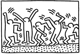 Afbeeldingsresultaat Voor Keith Haring Kleurplaten Lesideeen In