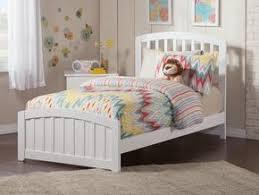 Atlantic Furniture White Richmond Series Bedroom Furniture ...