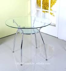 glass top conference tables frosted table whole small size round meeting wood room