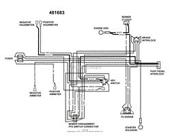 scag wiring diagram wiring diagram and schematic scag swz36 14ka s n 5120001 5139999 parts diagram for electrical wiring harness