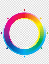 Cmyk Color Model Color Wheel Rgb Color Model Yellow Circle