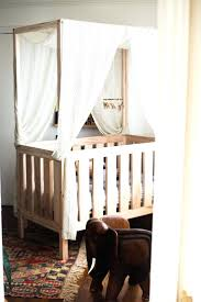 canopy for baby bed best crib ideas on babies an safari inspired nursery .  canopy for baby bed ...