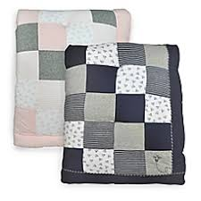 Baby Quilts | Organic Cotton Crib Quilts - buybuy BABY & image of Burt's Bees Baby® Tiles Bee 100% Organic Cotton Quilt Adamdwight.com