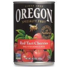 Country Kitchen Ontario Oregon Oregon Fruit Produ Cts Pitted Red Tart Cherries In Water 145 Oz