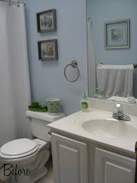 small bathroom makeovers furniture : Easy Small Bathroom Makeovers ...