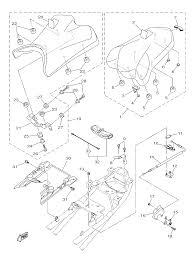 2012 yamaha fz6r fz6rbb seat parts best oem seat parts diagram for 2012 fz6r fz6rbb motorcycles