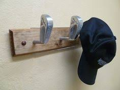Golf Coat Rack Vintage Northwestern Pro Bilt Golf Club Heads Coat Rack Coat Racks 75