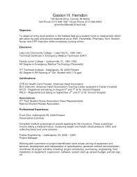 Internship Resume Objectives Summer Internship Resume Objective