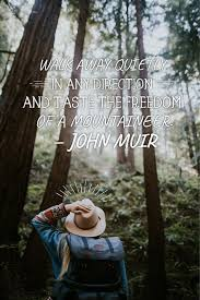 40 John Muir Quotes To Inspire You To Take A Muir Woods Tour New Woods Quotes