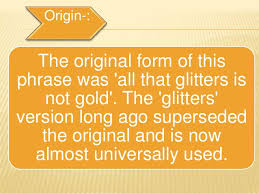 writing introductions for essay on all that glitters is not gold all that glitters is not gold paper homework help