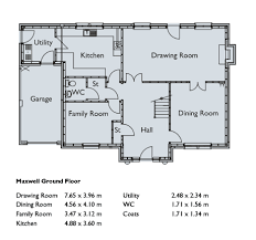 Floor Plans For 5 Bedroom Homes Decor Collection Cool Design Ideas