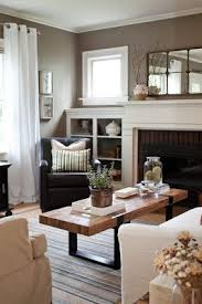 Another Great Paint Color (Taupe Fedora By Benjamin Moore) And Great Coffee  Table. Amazing Ideas