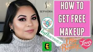 how to get free makeup from ulta sephora influenter pinch me ebates full size sles you