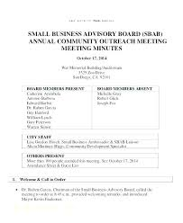 Corporate Meeting Minutes Examples First Shareholder Meeting Minutes Template Shareholder