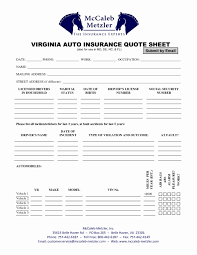 auto insurance comparison excel spreadsheet new auto insurance quote template fire quotation cal