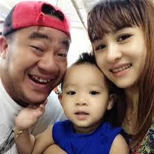 Diễn viên hài tỏ ra khá yêu chiều vợ, anh không ngần ngại chia sẻ trên ... - p0c1000n2014022515283079928chung-minh-khong-an-cap-vo-hieu-hien-deo-vang-nang-triu_8