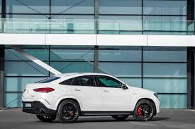 The basis for the new gle coupé is mercedes' mha (modular high architecture) platform, as used by the latest gle and gls. 2021 Mercedes Amg Gle63 S Coupe Less Roofline More Bottom Line News Cars Com