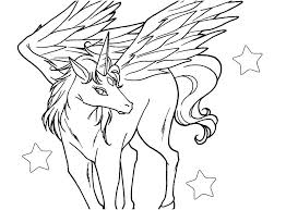 Unicorn Coloring Pages For Adults Free Printable Unicorn Coloring