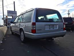 Curbside Classics: 1991-1998 Volvo 940/960 – Playing It Safe