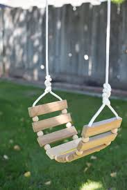 diy tree swing for kids and s