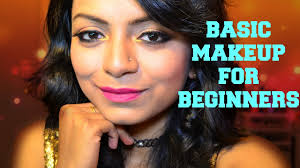 basic makeup for beginners mermaid bidisha indian your
