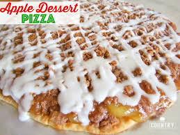 pizza hut dessert pizza. Interesting Pizza Ingredients 1 Premade Thin Pizza Crust Intended Pizza Hut Dessert E