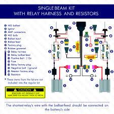 kensun wiring harness wiring diagram site hid headlights universal single beam relay wiring harness 7 pin wiring harness kensun wiring harness