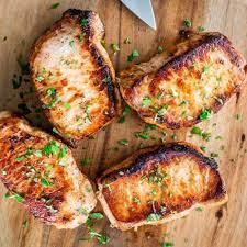 pan seared pork chops with gravy jo cooks