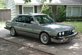 BMW 5 Series bmw 535 diesel : Own A Classic BMW 535is For Just 7000 Photo Gallery. BMW 535 1988 ...
