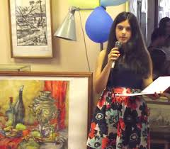 Апшеронский рабочий Юные художники Хадыженска защищают дипломные  Церемония защиты дипломных работ учащимися детской художественной школы Хадыженска