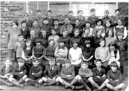 A photo of a class of pupils at Lydney Junior Schoo ltaken in 1928