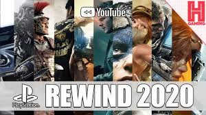 Best PS4 Games - PS4 Rewind 2020 - YouTube