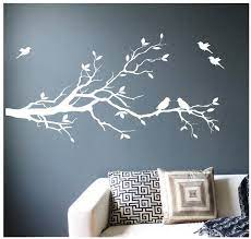 large tree branch wall decal deco art